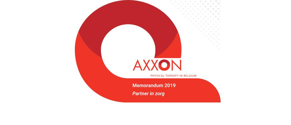 Axxon strijdt voor beter beleid met memorandum